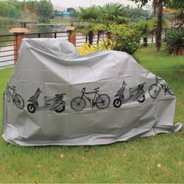 Argentina Bicicleta Ciclo Bicicleta Impermeable Lluvia Protector de la Cubierta de Polvo Vintage Road Mountain Híbrido Bicicleta Motocicleta Nieve Cubierta de Polvo Envío gratis Suministro