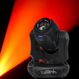 Wholesale Moving Head Gobo Beams - Rainbow 200w full color led sharpy moving head beam light wash gobo zoom light