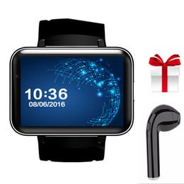 2019 orologi intelligenti 3g wifi Intelligente orologio GPS WiFi 3G Supporto Nano SIM Whatsapp Uomini Smartwatch relogio inteligente per Android dm99 reloj orologi intelligenti 3g wifi economici