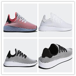 Wholesale hunt classic - Newest Originals Deerupt Runner men Women boost Outdoor Jogging Classic Casual black red white Running Shoes Sports Sneakers Size 36-45