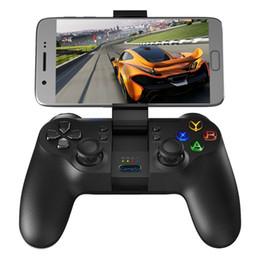 2019 mini bluetooth gamepad pour android GameSir T1s Mini 2.4GHz contrôleur de jeu sans fil Bluetooth Gamepad pour manette de vibration système Android / Windows / PS3 promotion mini bluetooth gamepad pour android