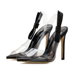 91e685f2f49b01 best high heel sandals Coupons - Women Shoes High Heels Black 2018 Summer  New Leisurely Fish