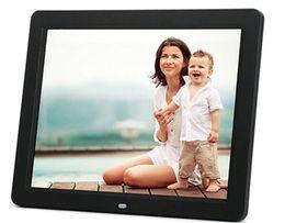 Dijital Fotoğraf Çerçevesi 10 inç HD TFT-LCD 1024 * 600 Dijital Fotoğraf Çerçevesi Çalar Saat MP3 MP4 Movie Player nereden