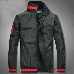 Wholesale Long Section Jacket - NASA Mens MA1 Bomber Jacket Insignia USAF Kanye West Hip Hop Sport Male Windbreaker Jacket Flag Mens Spring Thin section Jacket