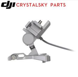 DJI CrystalSky Uzaktan Kumanda Montaj Dirseği CrystalSky Inspire Phantom 4 Pro 3 Pro Için Adv Matrice Serisi Denetleyici nereden boscam fpv tedarikçiler