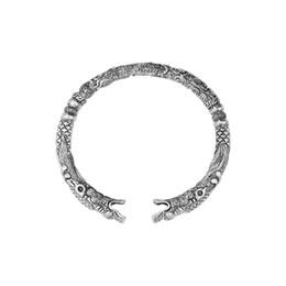 Canada Vente entièreLes vikings Loup Bracelets Pour Femmes Mode Mâle Accessoires Viking Bracelet Hommes Bracelet Manchette Bracelets Bracelets Adolescent Loup Offre