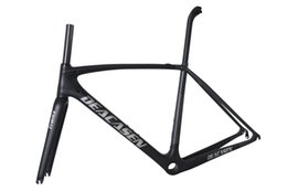 Wholesale Road Bike Carbon 49cm - newest and light stenzhorn BORAMAN team taiwan made T1000 carbon road bike frame +seat post+fork+headset+clamp,free ship