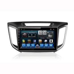Lecteur multimédia hyundai en Ligne-2Din Central Multimedia Pour Hyundai Hyundai IX25 Creta Auto Radio lecteur de dvd de voiture Récepteur Audio Bluetooth Électronique Avec Caméra Arrière