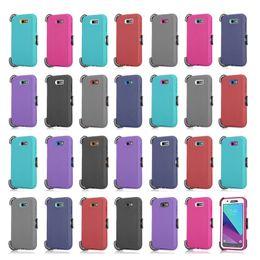 Canada Clip cas armure de robot + protecteur d'écran pour iPhone 6 7 8 X XS Max XR Samsung S8 S9 Plus Note 9 J3 Prime 2017 J7 2018 J2 Core S10 Lite Offre