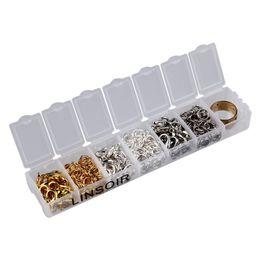 Dimensioni della scatola degli attrezzi online-3 risultati dei monili di risultati Accessori Kit Box Set Catenacci per aragoste Anelli di salto per gioielli fai da te Strumenti di fabbricazione DHL libero G371S