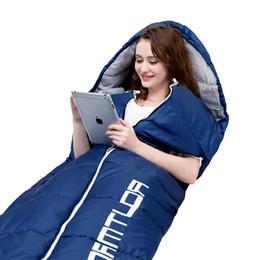Pengroad 1 шт. открытый спальный мешок для взрослых утолщение доступны от 5 до 20 градусов Цельсия двойной спальные мешки могут быть сращены стороны от Поставщики весенний рюкзак