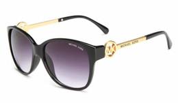 Marca designer óculos de sol das mulheres homem 8101 venda quente popular condução óculos esportivos de alta qualidade de