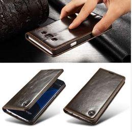 Роскошные случаи сотового телефона для Samsung Galaxy A5 2015 A500 A500f Fundas натуральная кожа магнитный флип бумажник чехол аксессуары от Поставщики магнитные чехлы для мобильных телефонов