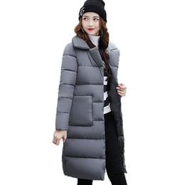 Зимние женщины в парке онлайн-Dow parka женщины пуховик зимнее пальто зима куртка хлопок ватник женщина зимняя куртка пальто 2018 S18101505