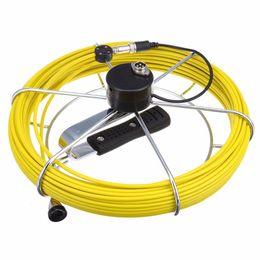 Le câble de la caméra d'inspection de canalisation d'égout 20M pour tuyau de vidange convient uniquement à TP9000 TP9300 ? partir de fabricateur