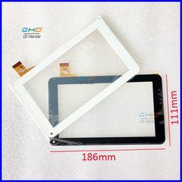 numériseur capacitif à écran tactile 9.7 Promotion Vente en gros - Pour FUSION PC-7021 Tablet Capacitif Écran Tactile 7