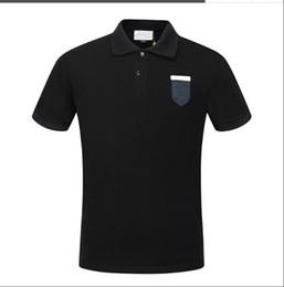 Wholesale Polo Original - JHK original Italy polo t-shirt design brand, hip hop fashion crime print burlon Marcello, the high quality of the Medusa,#1100 tenterhooks