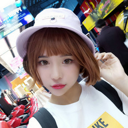 3cbb191d642c3 Causey Bucket cap Cotton women hat summer 2018 Streetwear outdoor ladies  Girls Beach Sun Fishing Bucket Hats gorra mujer Casual