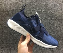 Wholesale Winter Upper - Discount cheap TSUGI Blaze evoKNIT sports Running Shoes,perfect knitted upper TPU Training Sneakers,classic socks shoes At yakuda's store
