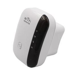 Wholesale Wireless N Range Extender - Wireless-N WiFi Repeater Signal Booster 802.11n b g 300Mbps Wi-Fi Range Router Roteador Extender Repeater Ap Wps Encryption
