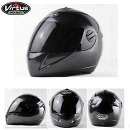 Wholesale helmet motorcycle yellow - New High Quality DOT Full face Helmet Motorcycle Motorbike Racing Helmet Warm Casco Capacete Motos Men For Summer&Winter