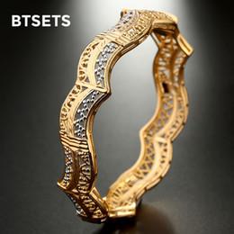 Canada BTSETS Or Argent Couleur Bijoux Indien Dubaï Bracelet Femmes demoiselles D'honneur amour Mariage Déclaration De Mariée Ethnique Bracelet En Métal Bracelet Offre