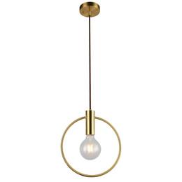 Usine en gros moderne luminaires suspendus lustre pour salle à manger lobby anneau unique Arts éclairage Antique candelabros decorativos ? partir de fabricateur