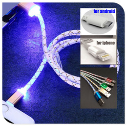 Deutschland LED-USB-Daten-Sync-Ladegerät-Kabel-Ladekabel für Android-Telefon Universal für Hausauto-Handy Versorgung