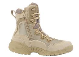 Botas militares, botas de combate de las fuerzas especiales masculinas, botas de desierto, bota táctica, bota de alpinismo terrestre, como hombres y mujeres de entrenamiento desde fabricantes