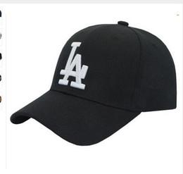 Wholesale la snapback hat women - 2018 NEW brand LA snapback Hats ny baseball cap sport caps for men women High quality