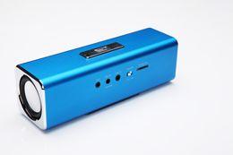 2019 alto-falantes de música angels Música portátil Anjo Mini Amplified Sound Box estéreo Multimídia Speaker JH-MAUK2 Com Rádio FM para Cartão TF Samsung HTC alto-falantes de música angels barato