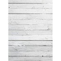 pisos de vinilo impreso Rebajas 3X5ft photobackground piso de madera de vinilo Digital telones de fondo de impresión para estudio fotográfico envío gratis F025