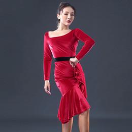 Vestidos color rojo con negro