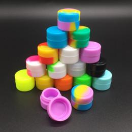 Argentina Venta al por mayor de mini contenedores de silicona antiadherente Jar prueba de caída con tapas extraíbles OD 22 * ID 16 * T 17 MM Suministro
