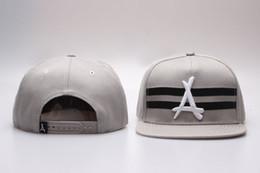 Wholesale Baseball Alumni - Hot Snapback Caps Tha Alumni baseball Snapback Hats Mens Gold A Hip Hop Sports Hats fashion New Brand Wholesale Adjustable Bone gorras Cap