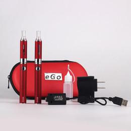 EVOD MT3 Kit Doppel Kits eGo Starter Kit elektronische Zigarette Doppel Kit MT3 Evod Kits DHL VERSANDKOSTENFREI von Fabrikanten