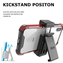 Wholesale Holsters For Cellphones - Maetek Universal Holster with Belt Clip for Cellphone iPhone X 8 7 Samsung S9 plus A7 2018 Fit Mobile Under 5.7 inch OPP Bag