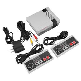 Nuovo arrivo Console di gioco per bambini Giochi classici Mini TV Videogiochi Palmare Retro Player per PAL NTSC Con scatola al minuto da giochi caramelle fornitori