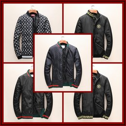 Wholesale thick white fur luxury coat - 2018 Luxury Men Winter Parka Fur Collar Hooded Big Eyes Coat Thick Warm Cotton-padded Jacket Overcoat Plus Size free drop ship