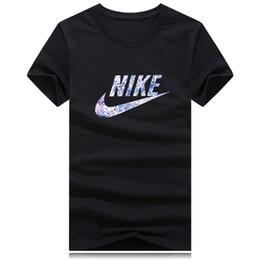 162b74e92fe Girocollo Black Friday basta farlo Stampato Famous brand N    E T-shirt  Mens Stylish Run divertente Casual manica corta Top Tee Fashion Swag  magliette funny ...