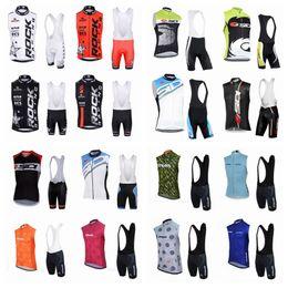 Wholesale Fast Bib - STRAVA SIDI team Cycling Sleeveless jersey Vest bib shorts sets High-Quality summer hot selling breathable fast dry mtb bike clothes Q42425