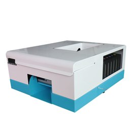 Wholesale Inkjet Pvc - NEW generation PVC card printing machine Inkjet Card printer Newest CD Printer DVD Disc with 10 pcs pvc for gift