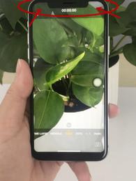 Wholesale 32gb Touch Screen - Free DHL HDC goophone X iX smartphone 5.8 inch Quad Core 1GB RAM 32GB ROM 3G Fake 4g lte unlocked cell phones