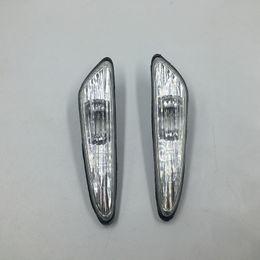 2019 bmw e46 ampoules sans ampoule droite clignotant clignotant pour garde-boue latéral gauche pour BMW Série 3 E46 2001-2004 bmw e46 ampoules pas cher
