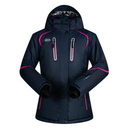 2020 женские зимние велосипедные куртки Dropshipping New  Snow Jacket Waterproof Windproof Thermal Coat Hiking Camping Cycling Jacket Winter Ski Women Warm дешево женские зимние велосипедные куртки
