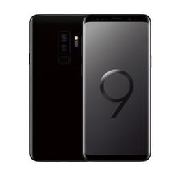 Quad google онлайн-Goophone s9 плюс телефон 6,2 дюйма 1920*1080 показать 2560*1440 разблокирован отпечатков пальцев четырехъядерный MTK6580 1 г оперативной памяти 8 ГБ ROM dual sim