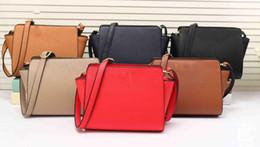 famoso saco marcas japão Desconto Sacos de mulheres bolsa de couro carteira de designer de luxo retro nova famosa moda senhoras bolinho de massa Sac à principal