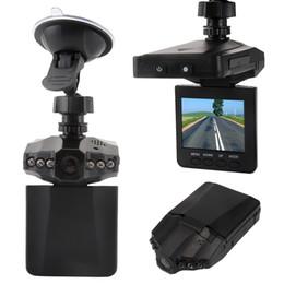 Canada Caméra DVR de voiture de 2,5 pouces avec 6 LED LED Auto Enregistreur vidéo Caméra Dash Cam Vision nocturne Détection de mouvement cheap night light video Offre