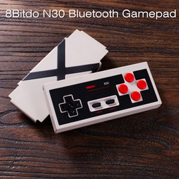 original joystick Coupons - Original 8Bitdo N30 Wireless Bluetooth Controller Dual Classic Joystick USB Gamepad for Switch Android PC Mac Free Shipping 1PC