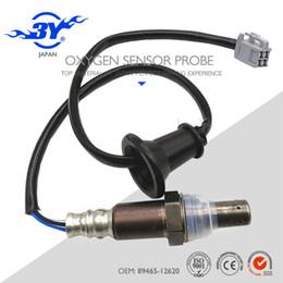 Wholesale Toyota Corolla Verso - OEM 89465-12620 8946512620 Rear Lambda Probe Oxygen Sensor For Toyota Altis Corolla Verso